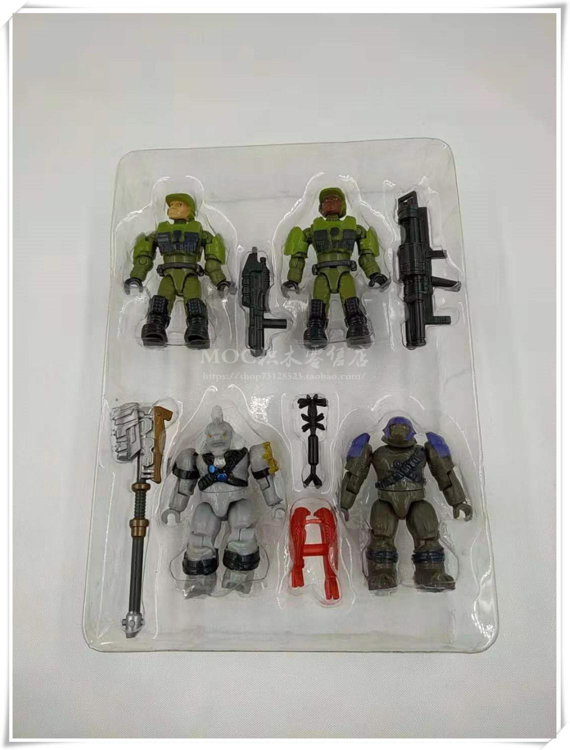 HALO MechWarrior Anime Action Figure Perfect Quality PVC Figurine Soldier Limbs Can Moving Toys For Children