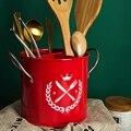 1 шт.  семейная посуда  раздельные палочки для хранения  баррель  дренажный ящик для хранения  перегородка  ведро для кухонных инструментов  в...