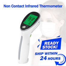Yongrow Medical Ear Infrared Thermometer Adult baby Body Fever Temperature Measurement High Accurate Family Health Care baby