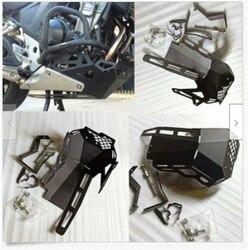 Couvercle de protection de plaque coulissante pour châssis de moteur de moto Honda CB500X CB 500X2013-2018, haute qualité