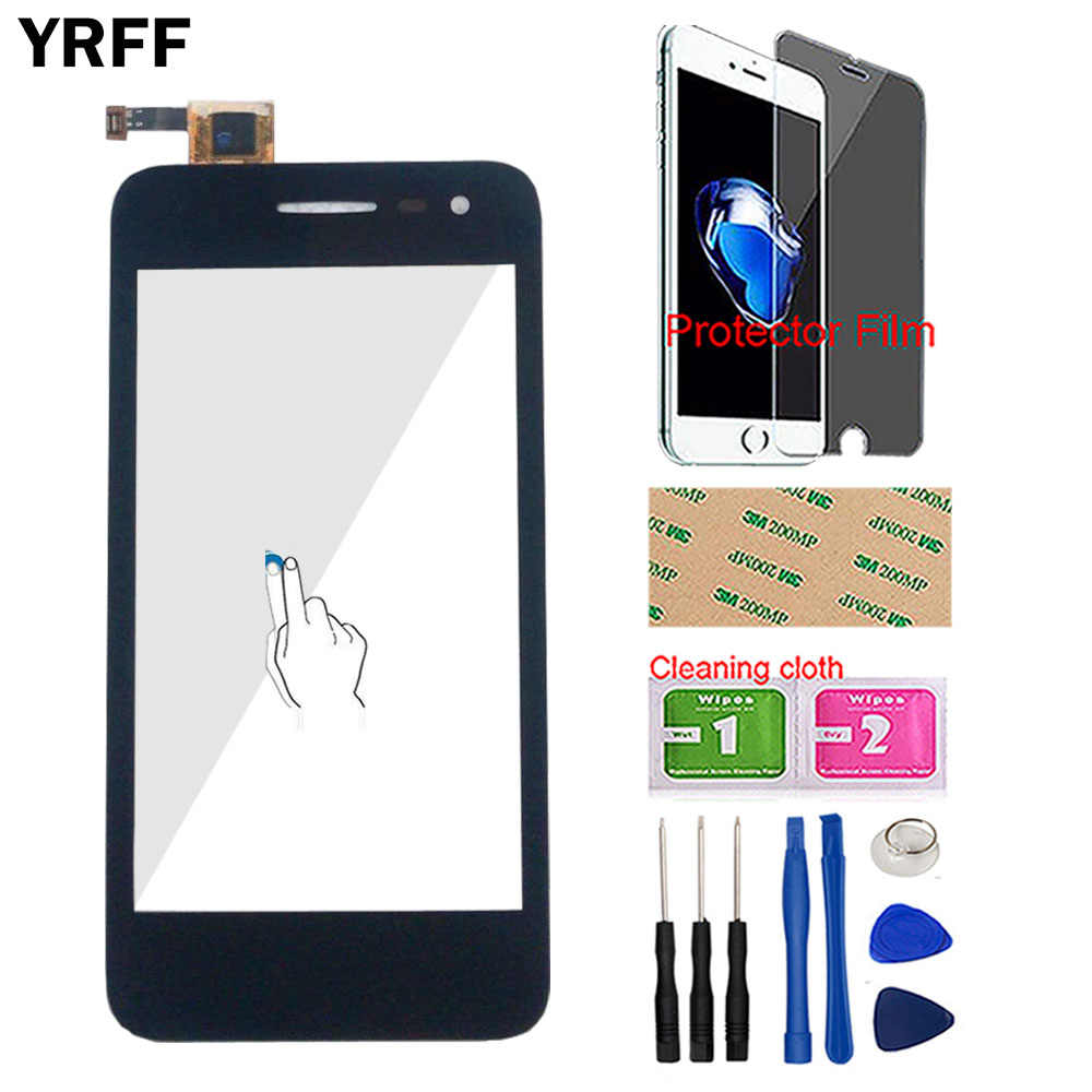 Telefon Touchscreen Digitizer Für Alcatel One Touch Pop S3 OT5050 OT-5050 5050x Touch Panel Front Glas Werkzeuge schutz Film
