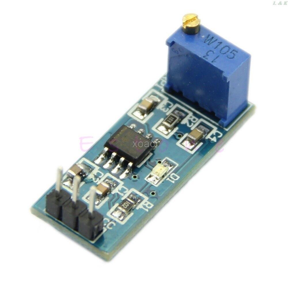 Регулируемый импульсный генератор, 1 шт., 5-12 В, частота NE555, новинка, M07, Прямая поставка