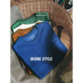 SIMWOOD 2021 летняя Новинка 240 г плотная ткань Футболка Мужская сплошной цвет свободный стиль размера плюс футболка высокое качество Топы