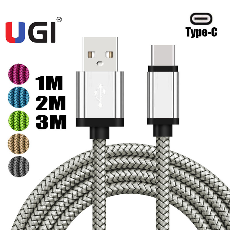 Кабель UGI для быстрой зарядки, 1 м, 2 м, 3 м