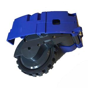 Image 3 - Motorlu tekerlek motoru irobot Roomba 500 600 700 800 560 570 650 780 880 900 serisi elektrikli süpürge robotu parçaları aksesuarları