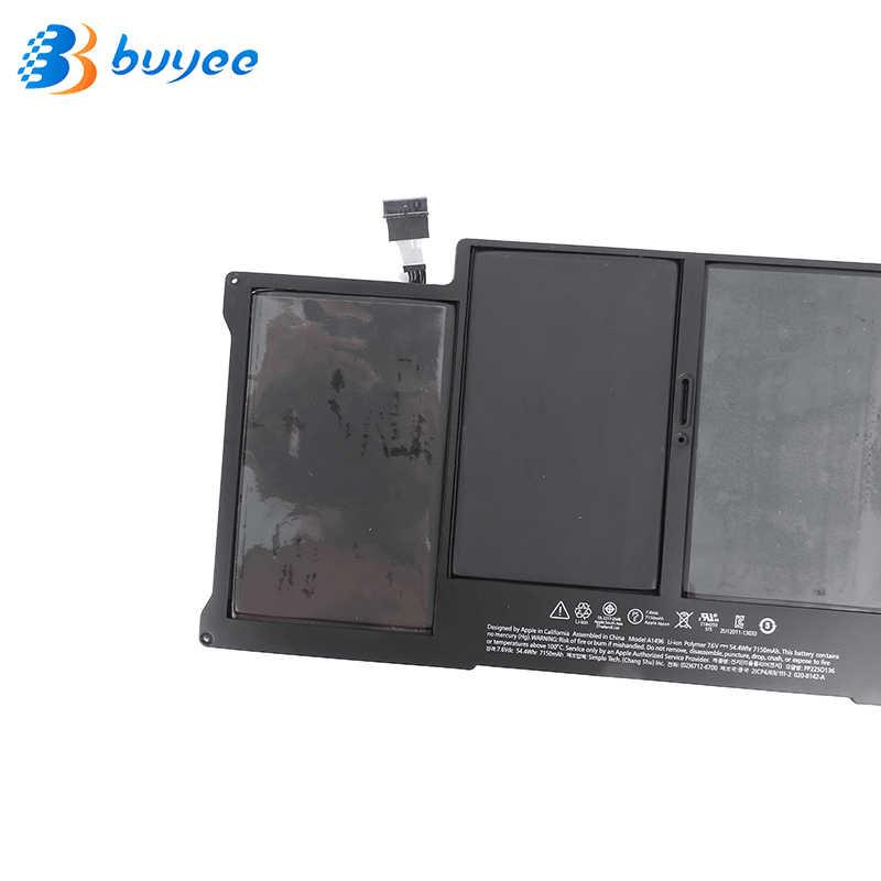 """新オリジナルバッテリーの Macbook 空気 13 """"A1369 Mid 2011 A1377 A1405 A1466 2012 Mid 2013 A1496 2015 バッテリー MD503 MD760 MD231LL/"""