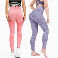 Seamless Leggings Women High Waist Sports Leggings Fitness Workout Wear Athleta Gym Legging Push Up Yoga Pants For Fitness Women цены