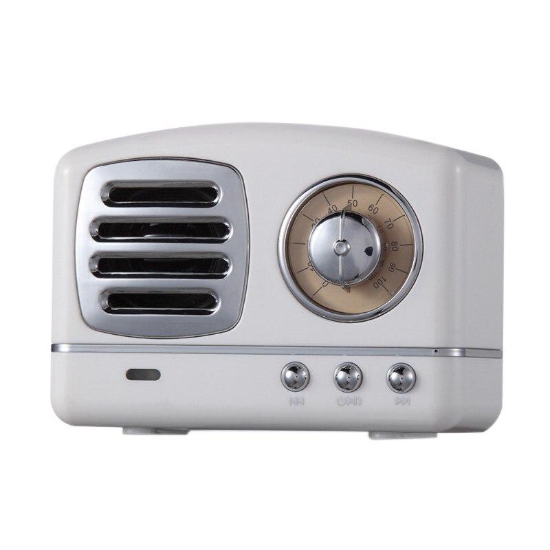 Haut-parleur Bluetooth Portable pour haut-parleurs Bluetooth rétro USB/carte TF haut-parleur extérieur caisson de basses son HiFi faible bruit