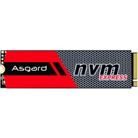 Asgard M.2 ssd M2 256gb 512gb 1T PCIe NVME Solid State Drive 2280 Interne Festplatte für desktop Laptop