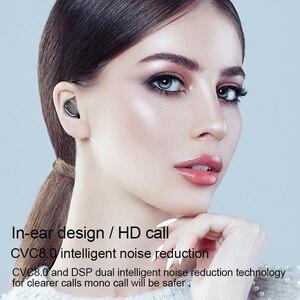 Image 4 - 3500 мА/ч, g6s наушники вкладыши tws bluetooth 5,0 беспроводной зарядки наушники 8d стерео гарнитура для iphone 11 pro max samsung note10 + huawei p30 pro