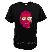 Le Monde Chico T Shirt Album PNL Tshirt French Rap Band taglia EU confortevole manica corta o-collo t-shirt in cotone