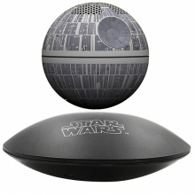 New version Star Wars STARWARS death star maglev bluetooth wireless stereo rotating 360 degree Maglev Bluetooth speakers
