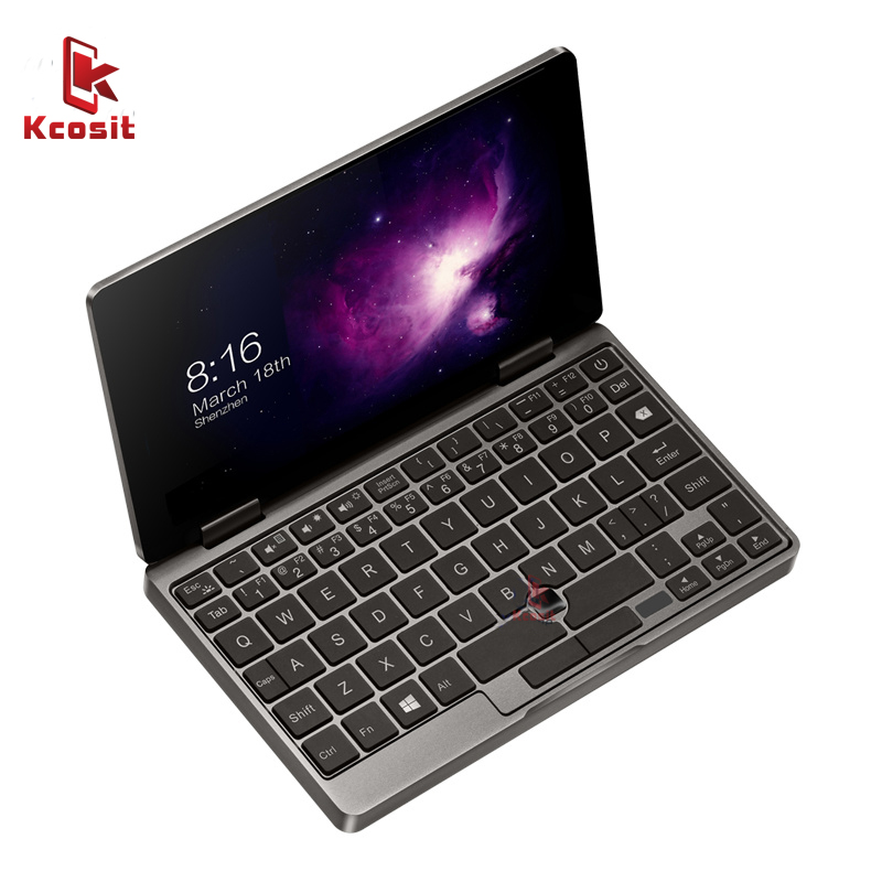 Original One Mix 2S Pocket Mini Notebook Laptop Computer PC Windows 7'' Intel Core M3-8100Y 8GB DDR3 256GB PCIE SSD ultrabook