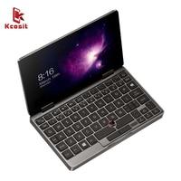 Original One Mix 2S Pocket Mini Notebook Laptop Computer PC Windows 7'' Intel Core M3 8100Y 8GB DDR3 256GB PCIE SSD ultrabook