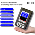 2021 BR-9series Nuclear Radiation Detector Professional Electromagnetic Radiation Detector Dosimeter Monitor Radiation Tester