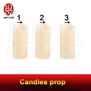 Image 3 - 실생활 탈출 방 게임 propTAKAGISM 게임 소품 불어 촛불 밖으로 또는 순서대로 불어 센서는 문을 열려면 램프에 불어