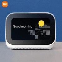Xiaomi-reloj inteligente Mi, altavoz con pantalla táctil IA, Bluetooth 5,0, despertador Digital inteligente, conexión WiFi