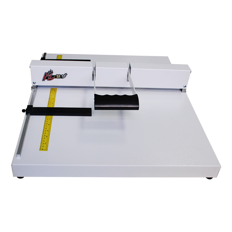 a3 manual creasing machine business card card paper crease