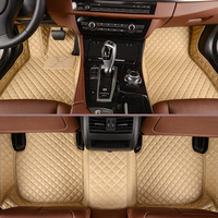Car floor Mats For lexus nx 200 300 200t 300h NX300h NX200 NX200t NX300 Accessories Car Carpet Leather Floor Mats