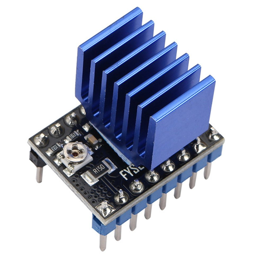 3D printer accessories ST820 stepper motor driver 256 high subdivision motor module easy-to-use driver board for 3D printers