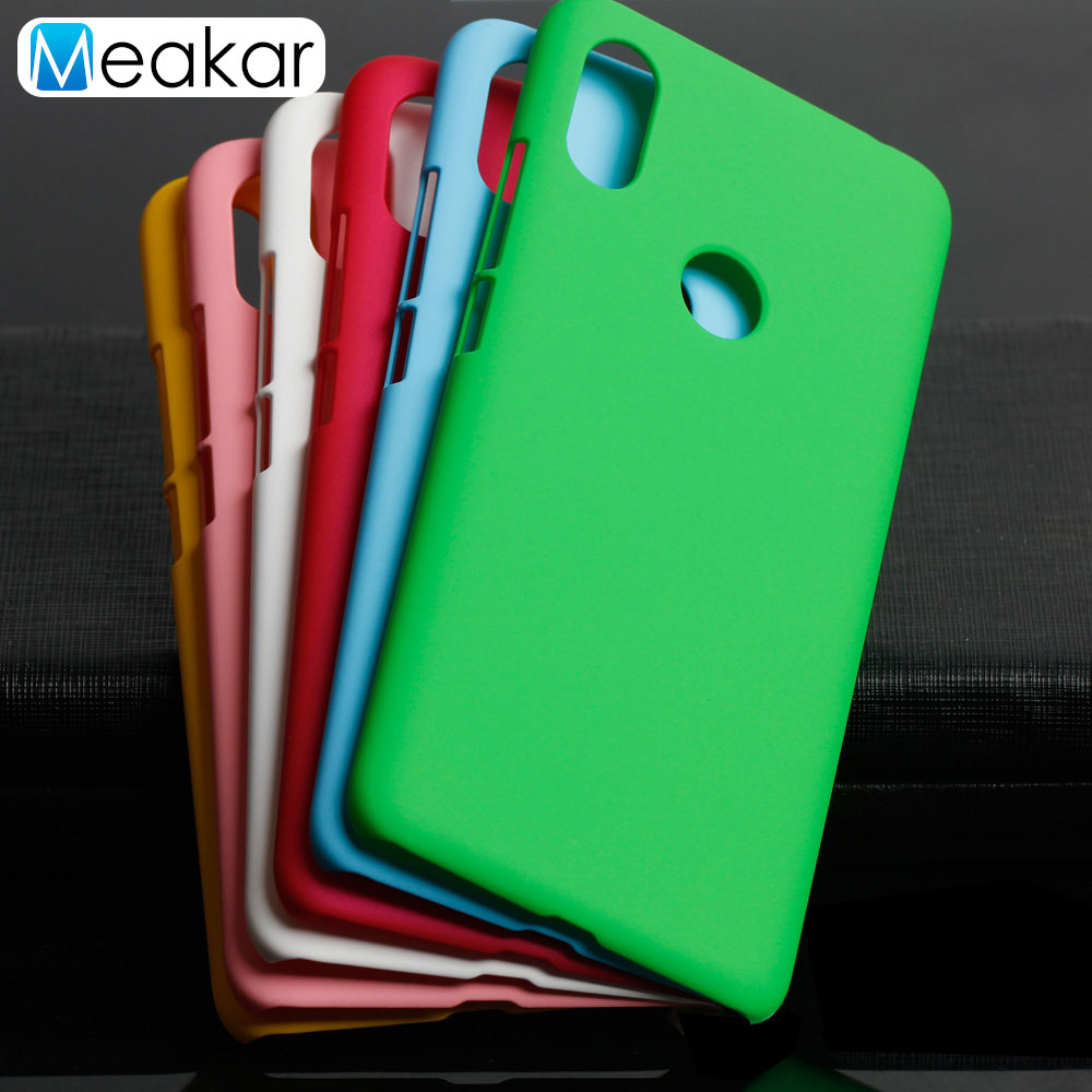 Matte Plastic Coque Cover 5.99For Xiaomi Redmi S2 Case For Xiaomi Redmi S2 Y2 RedmiS2 RedmiY2 Phone Back Coque Cover Case