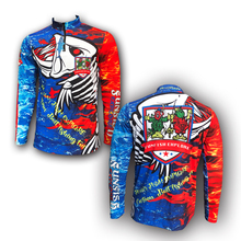 Yu Yue 2018 long-sleeved outdoor ice silk road Asian clothing sun protection sea fishing men and women with the devil