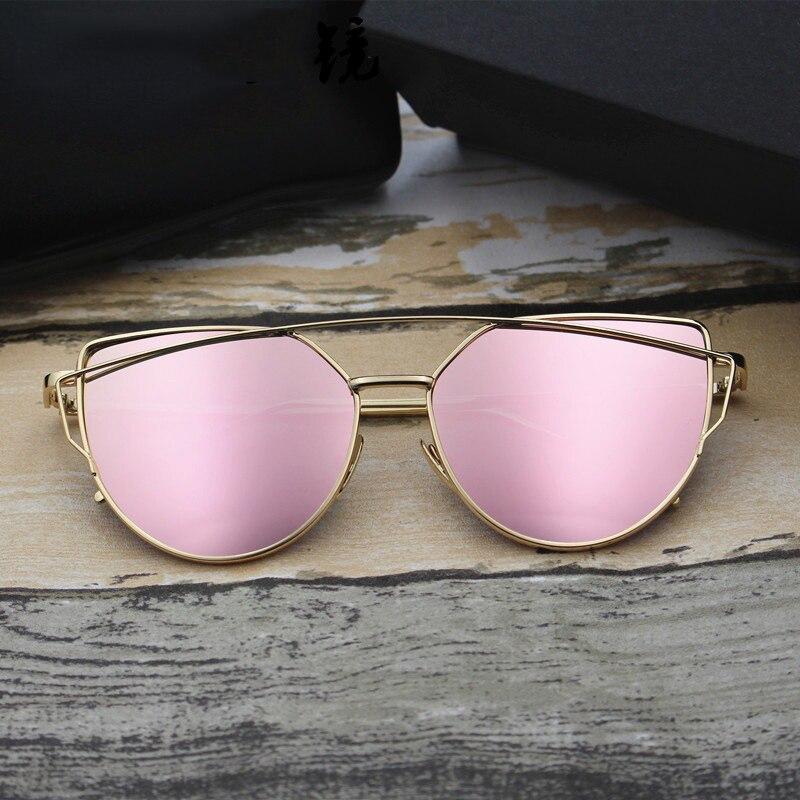 Солнцезащитные очки «кошачий глаз» женские, роскошные брендовые дизайнерские винтажные модные солнечные очки, 2021