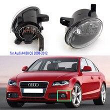 Luces de niebla faros antiniebla para Audi A4 B8 Q5 2008-2012 Luz de niebla faros de niebla DRL faro halógeno lámpara de niebla faros antiniebla 8t0 941 B 699