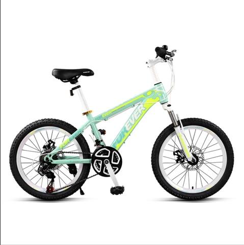 Mountain Bike Crianças 22 Polegada Velocidade Variável Adolescente Bicicleta Cross Country 20 –