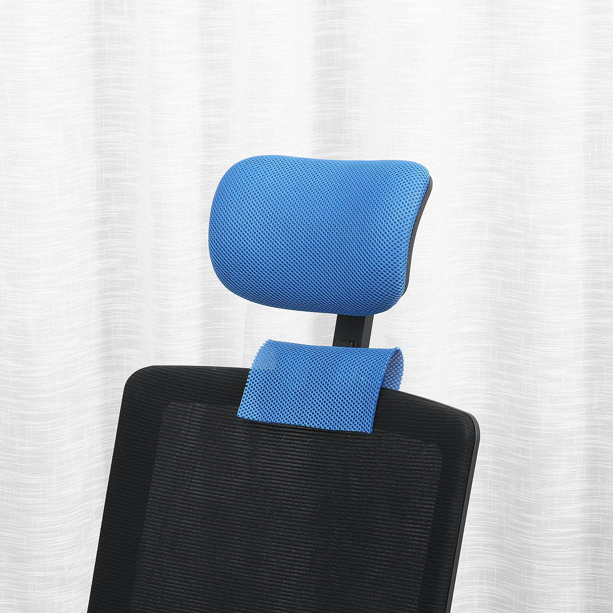 Adjustable Chair Headrest Pillow for Office Chair Computer Chair Neck Protection Pillow Headrest for Chair Office Accessories