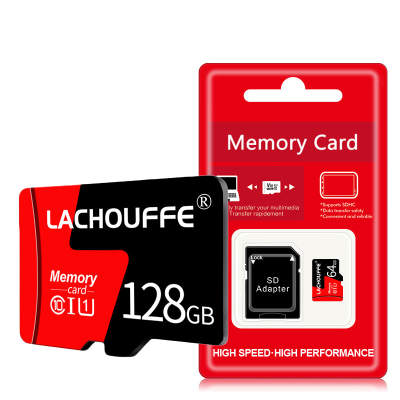 Class 10 Micro SD TF Card 32GB 64GB 128GB 8GB 16GB Flash Memory Microsd Card 8 16 32 64 128 GB For Smartphone Adapter