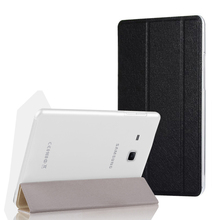 Tablet case for funda Samsung Galaxy Tab E 8.0 2016 SM-T375 SM-T377 T375 T378 leather flip cover stand case protective shell tablet case for funda samsung galaxy tab s4 10 5 2018 case sm t830 sm t835 pu leather flip cover stand case protective shell