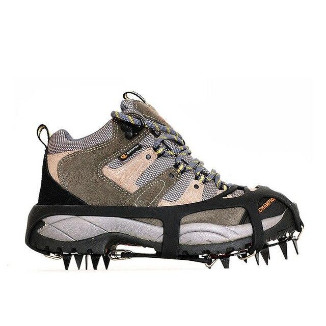 Laadukkaat jääpiikit kenkiin – 18 hammasta