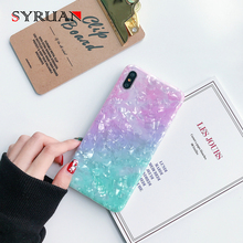 fashion Glitter Marble Phone Case for iPhone