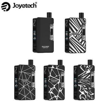 цена на Original Joyetech Exceed Grip Plus Kit Electronic Cigarette 2.6ml Vape EZ Coils Pod System E Cigarette Vaporizer Box Mod Kit