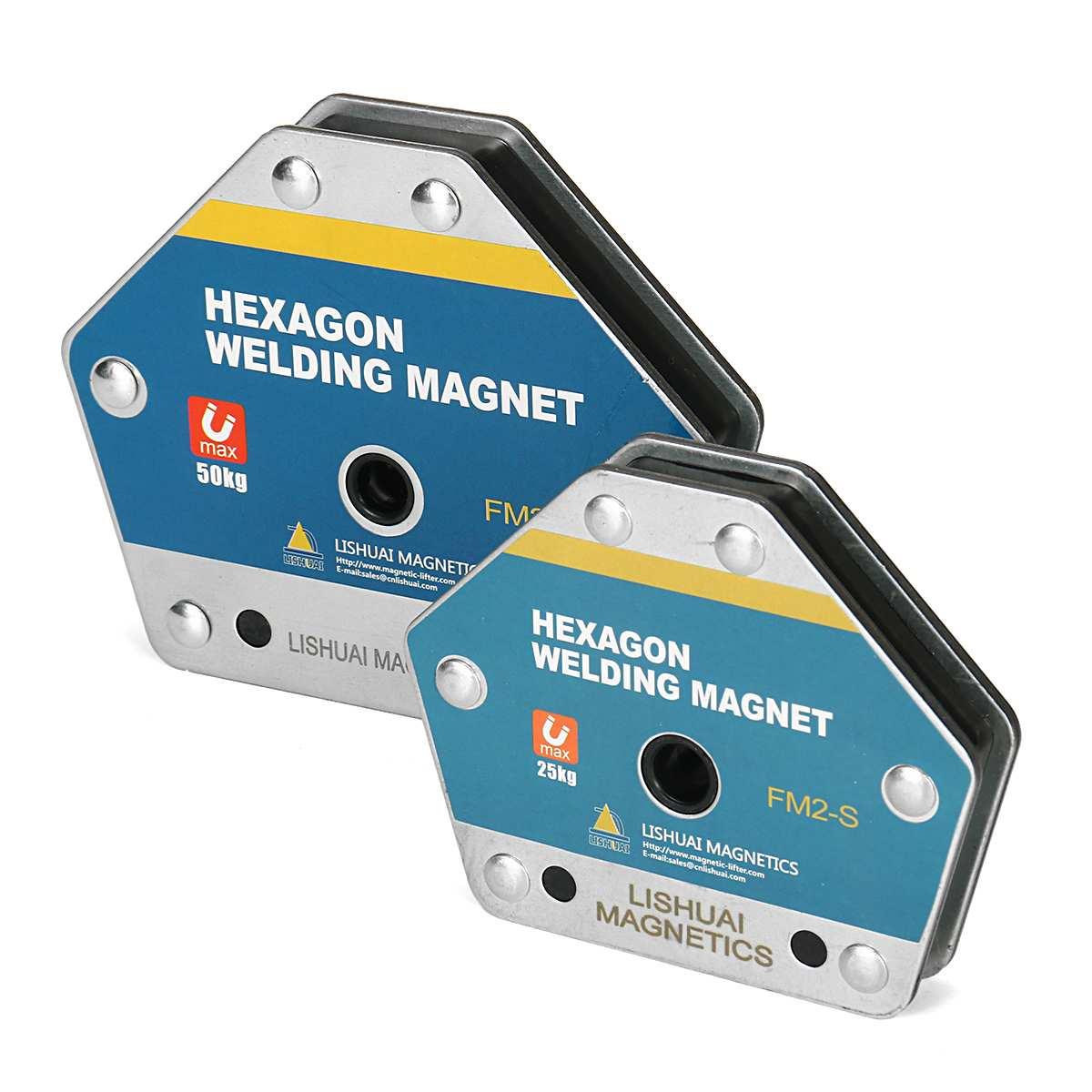 Strong Hexagon Welding Magnet Multi-angle Magnetic Clamp Welding Holder Fixer Locator FM2 S M