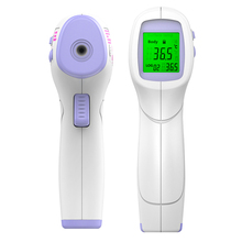 IN USA Digital Baby Kid Adults Infrared Temperature Forehead