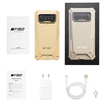 F150 B2021IP68/69K Rugged SmartPhone 6GB+64GB 8000mAh Octa Core Mobile Phone NFC 5.86'' HD+ MediaTek Helio G25 13MP Camera Phone 6