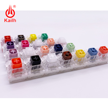 Kailh 21pcs a set of box Mechanical Keyboard switches for China Style/Hako/Royal/Box Heavy 3pins for test