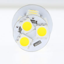 12VAC G6.35 conduziu a LUZ DA LÂMPADA/12VDC/24VDC 18LED 5050SMD 30W G6.35 3W substituir halogênio lâmpada halógena replacment Luz DIY 20 pçs/lote