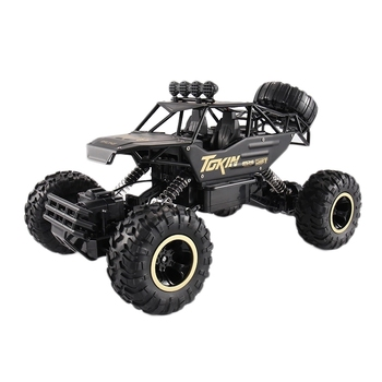 1/12 Rc Car 4Wd Climbing Car Double Motors Drive Bigfoot Car Remote Control Model Off-Road Vehicle Toys For Boys Kids