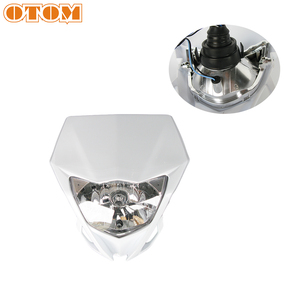 Image 1 - OTOM אופנוע פנס מוטוקרוס פנס קדמי מנורת עבור ימאהה WR450 אנדורו לכלוך אופני תאורה