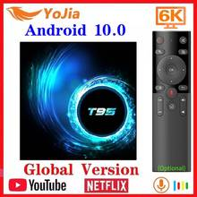 Android TV Box Android 10.0 MAX 4GB RAM 64GB ROM Allwinner H