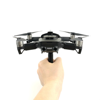 Mavic Air Shooting fotografía soporte de aterrizaje de mano varilla para dji mavic air Dron Accesorios
