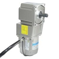 AC40 4GNRA AC Gear Motor 220V 40W 7.5/15/23/34/54/75/108/150/180/270/450Rpm High Torque AC Gear Motor With 4GNRA Gearbox