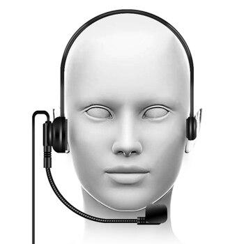 Tüketici Elektroniği'ten Mikrofonlar'de Yüksek kalite evrensel profesyonel kulaklık mikrofon ses amplifikatörü performansı mikrofon