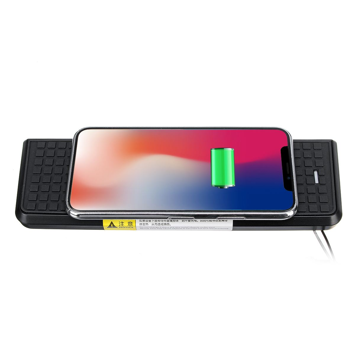 Car QI Wireless Charging Phone Charger Center Console Phone holder For BMW F30 F31 F34 F32 F36 3 4 Series 2013 2018 LHD Armrests     - title=