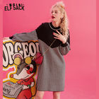 ELFSACK Black Plaid ...