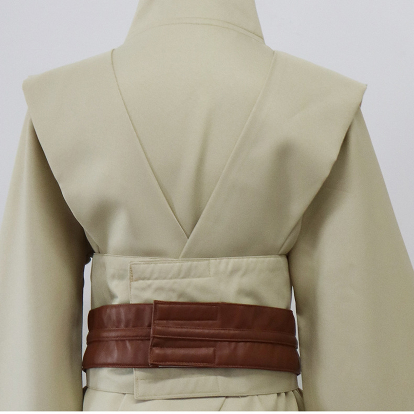 Hot Sale New Star Wars Anime Cosplay Costume for Women Men Halloween Fancy Jedi Knight Anakin Disguise May The Force Be with You