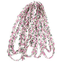 Rose Lace Trim 4.5m Cucito Ricamato FAI DA TE Nastro di Tessuto Nastro Floreale Appliques per la Decorazione di Cerimonia Nuziale di Imballaggio per il Mestiere di Cucito